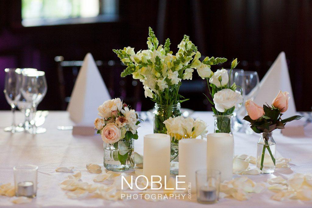 Katie Aaron Wattle Park Chalet Melbourne Wedding Reception Venue