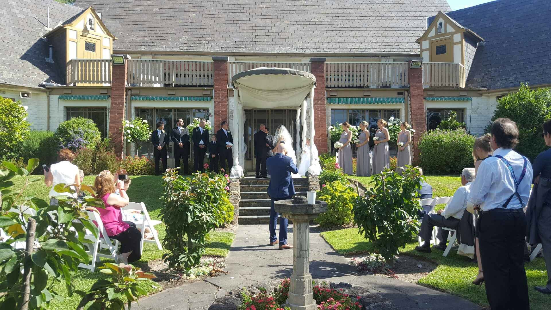 Garden Wedding Venue Melbourne